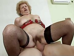 XXX Gradual Granny