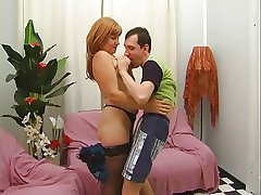mother coupled with young guy sex 27