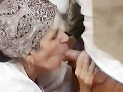 Chubby Granny Gets Will not hear of Flimsy Pussy Fucked