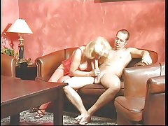 Mature peaches and brunette tremendous head and getting fucked