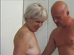 GRANNY AWARD 47 hairy mature approximately a grey  mendicant