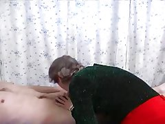adult - russian mom