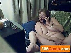 webcam-Lovely Granny with Glasses 4, Easy Webcam Porn 38