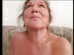 Grown up Granny Gets Fucked