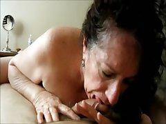 Impenetrable depths Throat Granny POV