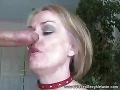 Stepmom Blows Stepson's Blarney