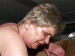 Granny Anal Threesome VR88