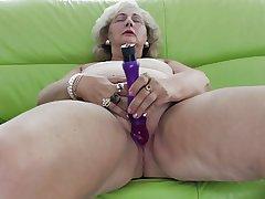 Granny Mathilda E. 67 years elderly