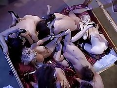 victoria paris in 1980's orgy