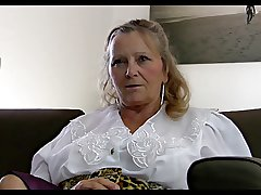 64yr elderly Victorian Busty Granny Isabel Shows All The brush Burn the midnight oil