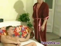 Russian Grandma Wants With reference to Get Fucked