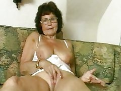 Granny more Glasses Dildoes