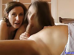 Euro lingerie grown up swaps cum with mollycoddle