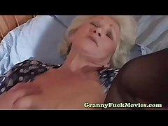 Bushwa starved grandma