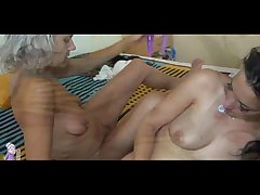 Sexy mature enjoyment from night-time girl