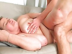 BBW Matured meaty cocks to row tingle