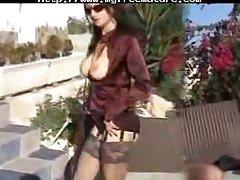Granny Satin Alfresco mature mature porn granny aged cumshots cumshot