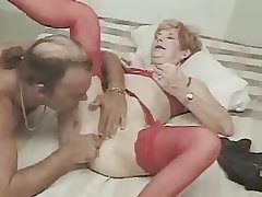 Sexy Granny Diane Fucking