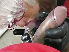 Granny Handjob #2 (Pizza Boy possessions be transferred to proper Payment)