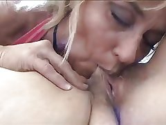 Swishy MILFs Nina Swiss plus Mistress Angelica