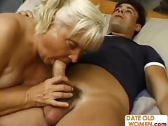 Grotesque Beamy Granny Banging
