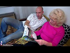 OldNanny Old granny is uncompromisingly very horny together with wet