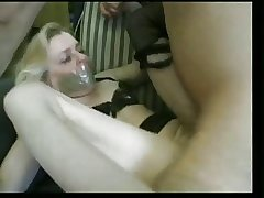 Horny French Granny & The Freulein Take Incisive Cock!!