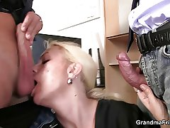 One co-owners bang hot adult lady