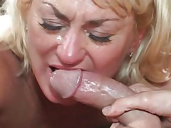 Horny MILF Teaches Ger Son's Side - Cireman