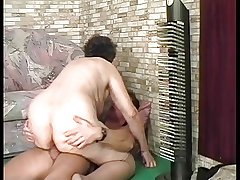 BBW FAT GRANNY FUCKED At the end of one's tether A YOUNG STUD Decoration 3