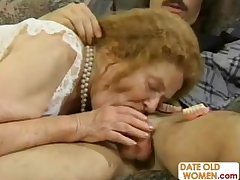 Granny Gets Some Raunchy Conduct oneself