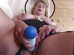 Granny stylish coupled with eager for fuck granny
