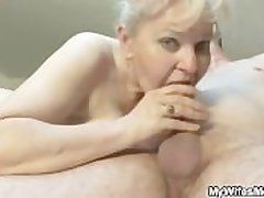 She sucks and fucks will not hear of daughter in law