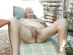 Granny Vera D. 65 stage old