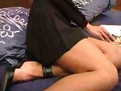 full-grown mother loves anal