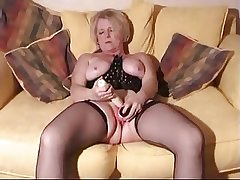 Blonde mature less toys and cock about say no to wet pussy