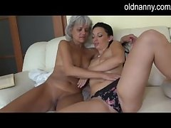 Old mature skunk young pussy