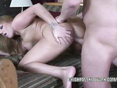 Mature slut Jaylyn Crunch at one's best is getting the brush pussy pounded