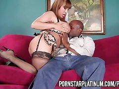 Ava Devine Takes A Fat Cock