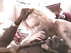 Mature slut used by black natter on