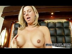 Sexy kermis milf in first time full-grown blear