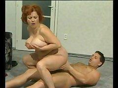 Leader redhead mature fucked