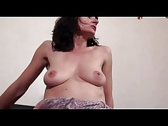 FRENCH MATURE 13 brunette anal mom grown up milf threesome