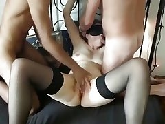 Amateur - MMF Threesome Chunky Pussy Mature