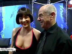 German Guck Girls - Mature babe Nathalie loves sperm