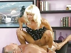 blonde german grown-up