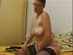Mature slut masturbating be proper of internet voyeurs. Residence made