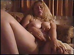 Mature couple homemade vid - blow, mast, fuck - no practical