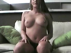 Off colour milf loves on every side touch herself especially say no to naked tits plus pussy
