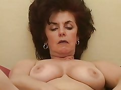 Mature woman and young tramp - 60